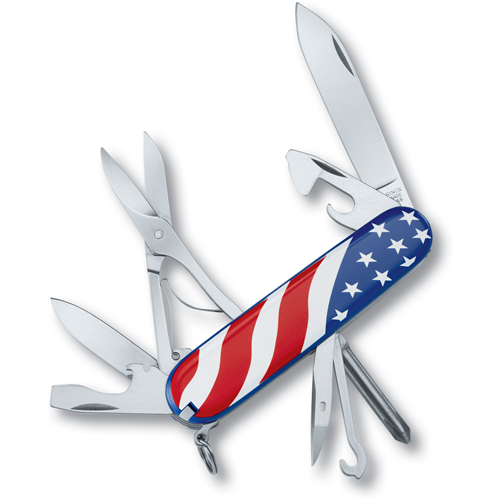 photo: Victorinox Swiss Army Super Tinker multi-tool