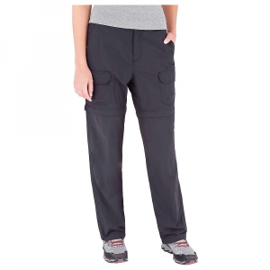 photo: Royal Robbins Women's Zip 'N' Go Pant hiking pant
