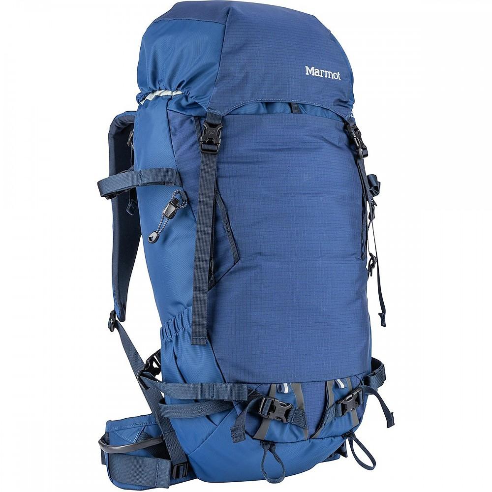 photo: Marmot Eiger 35 overnight pack (35-49l)