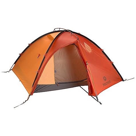 photo: Marmot Nusku 2P four-season tent