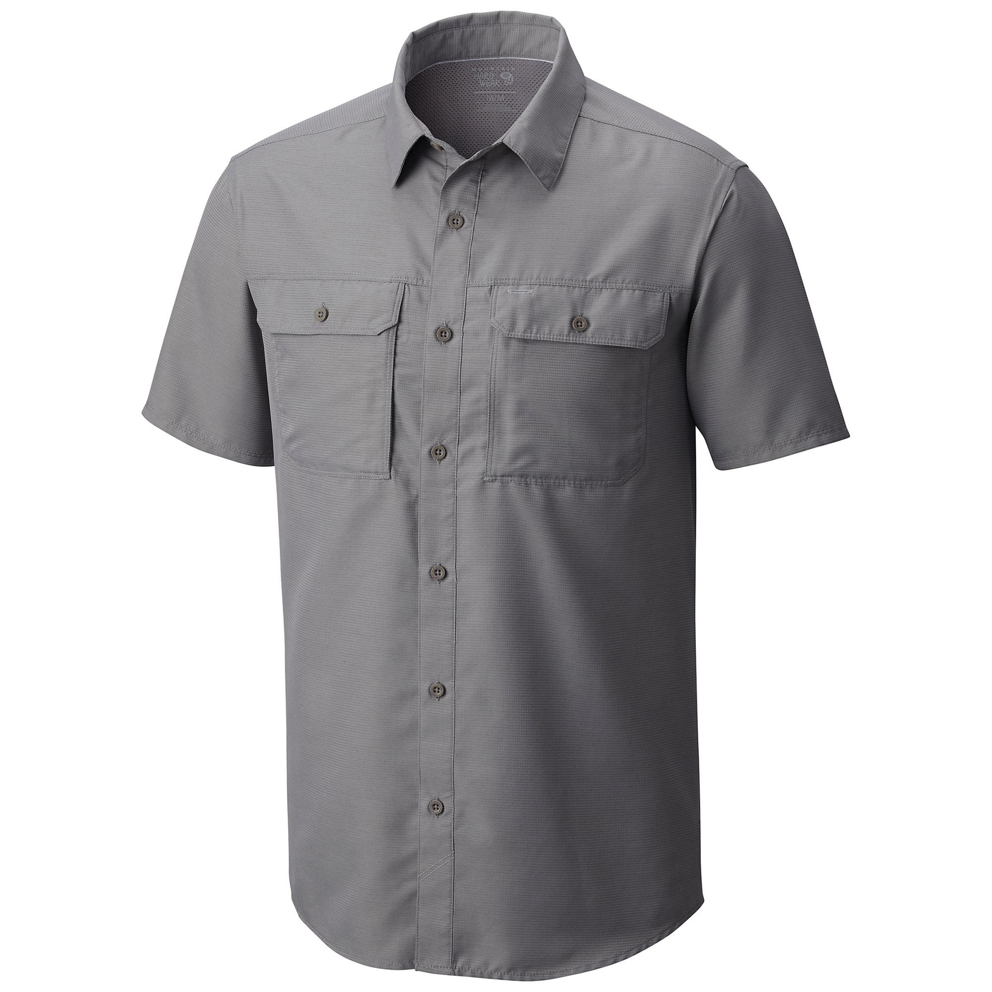 Mountain Hardwear Canyon Short Sleeve Shirt