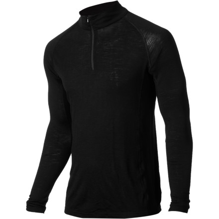 photo: RedRam Zip Top base layer top