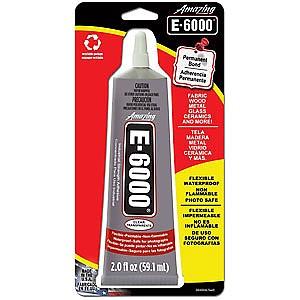 photo:   E-6000 Adhesive gear care/maintenance product