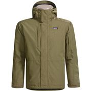 photo: Patagonia Men's Insulated Sidewall Jacket snowsport jacket