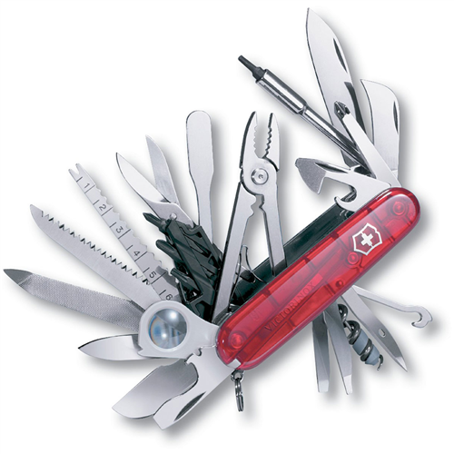 Victorinox Swiss Army Swiss-Champ XLT