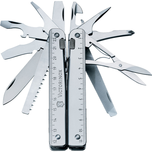photo: Victorinox Swiss Army SwissTool X multi-tool
