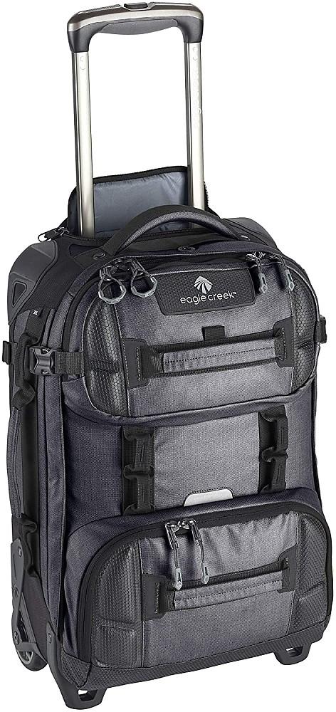 photo: Eagle Creek ORV Wheeled Duffel International Carry On pack duffel