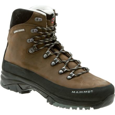 photo: Mammut Mt. Peak LTH backpacking boot