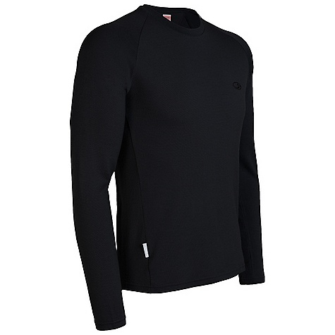 photo: Icebreaker 260 Midweight LS Crewe base layer top