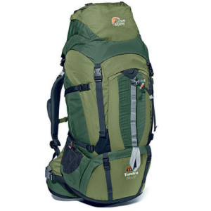 photo: Lowe Alpine TFX Tundra 65+15 weekend pack (50-69l)