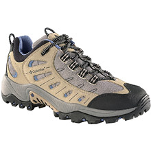 photo: Columbia Women's Black Rock trail shoe