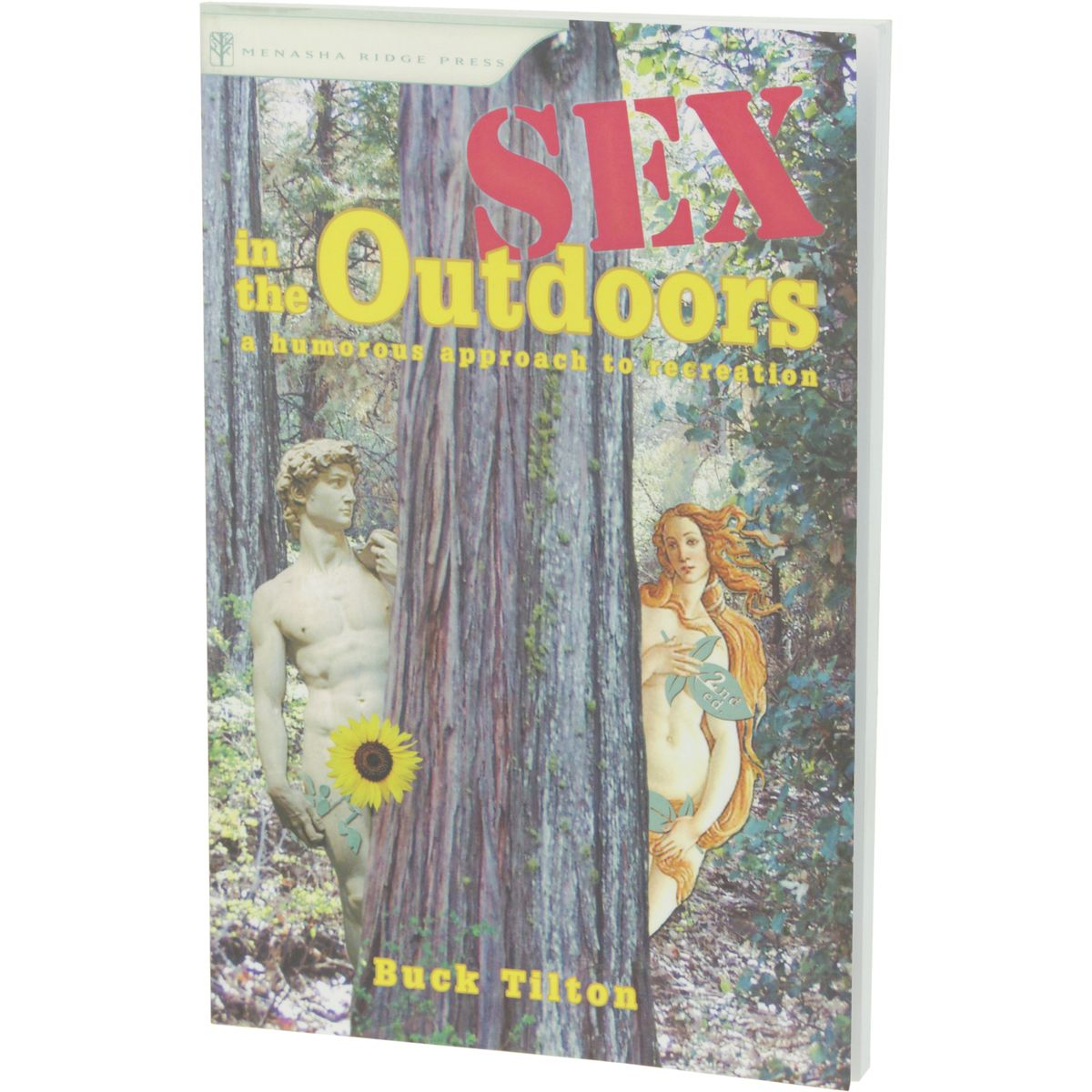 Menasha Ridge Press Sex in the Outdoors
