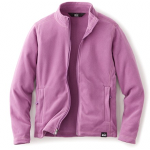 REI Fleece Full-Zip Jacket
