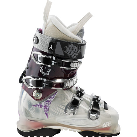 photo: Atomic Tracker 110 alpine touring boot