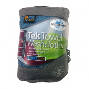 Sea to Summit Tek Towel Washcloths