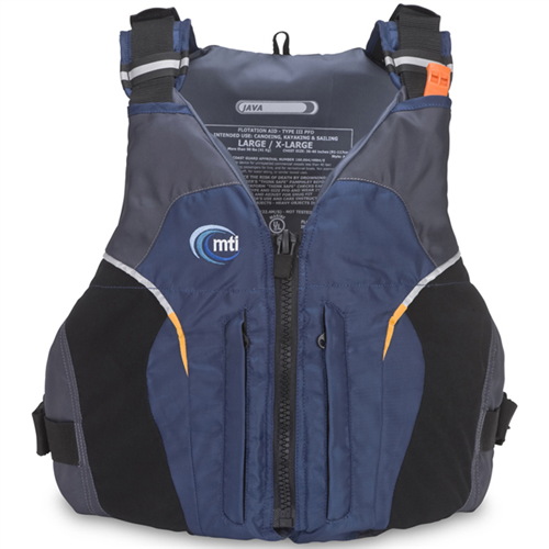 photo: MTI Java PFD life jacket/pfd