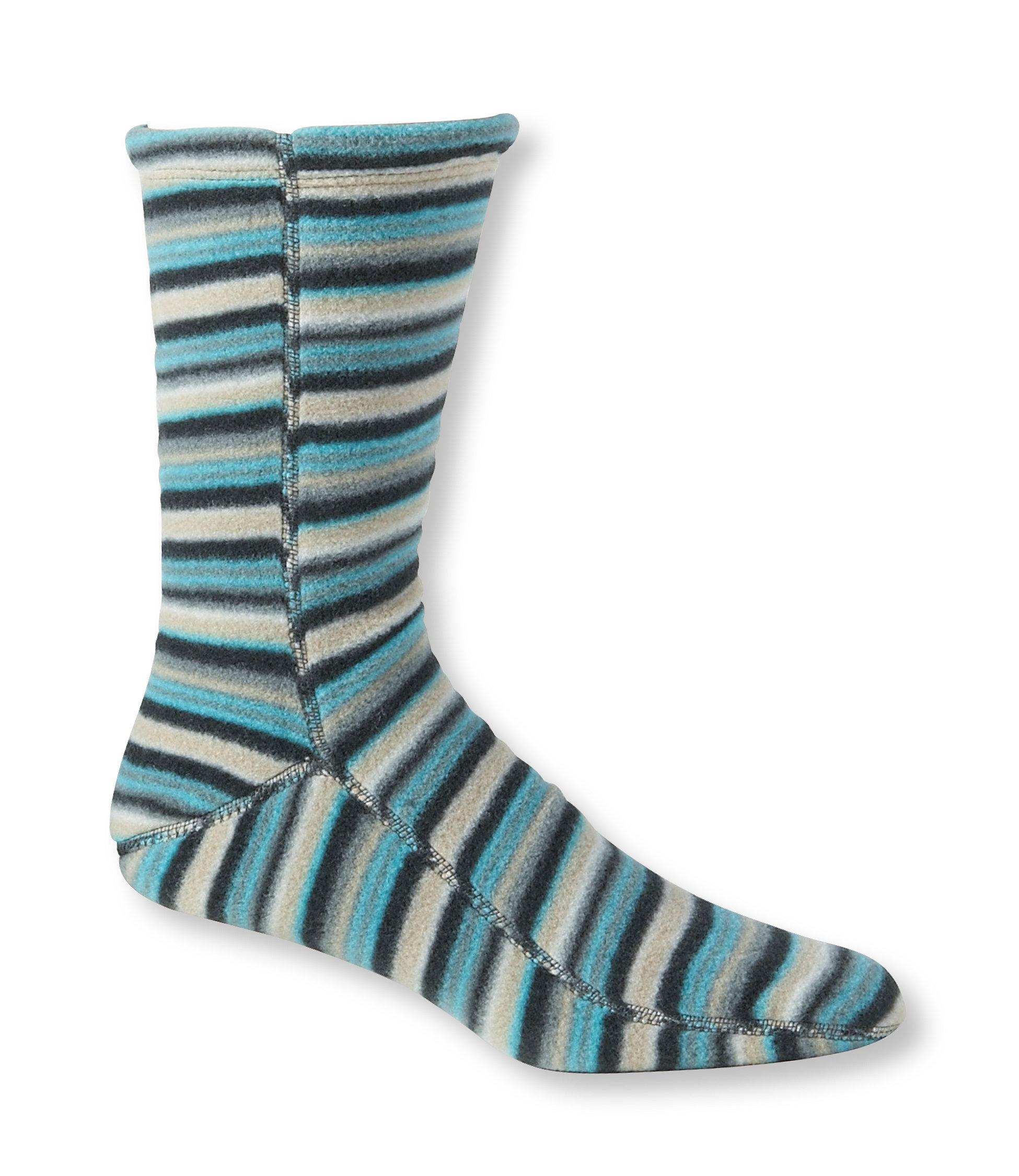 L.L.Bean Fleece Socks