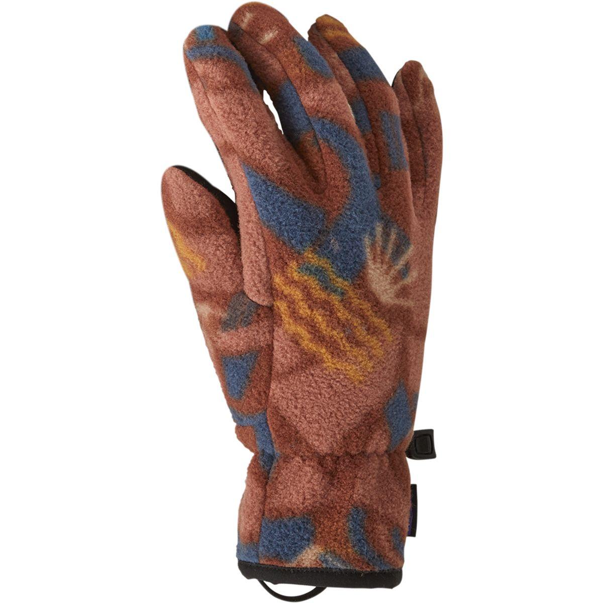 photo: Patagonia Synchilla Gloves fleece glove/mitten