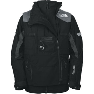 photo: The North Face Circumference TriClimate Jacket component (3-in-1) jacket