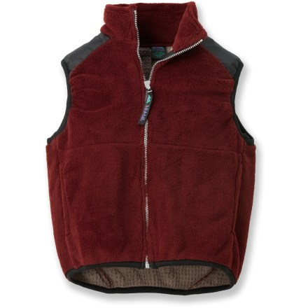 Molehill Fleece Vest