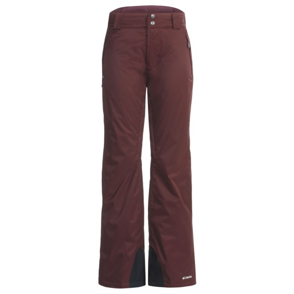photo: Columbia Back Up Beat Pant snowsport pant
