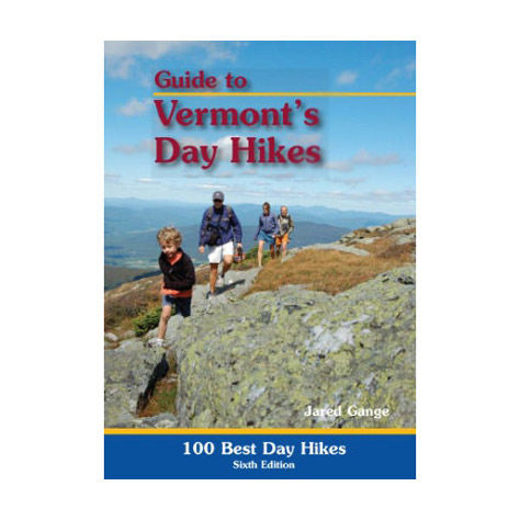 Huntington Graphics Guide to Vermont's Day Hikes
