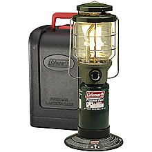 photo: Coleman NorthStar Duel Mantle Perfectflow InstaStart fuel-burning lantern