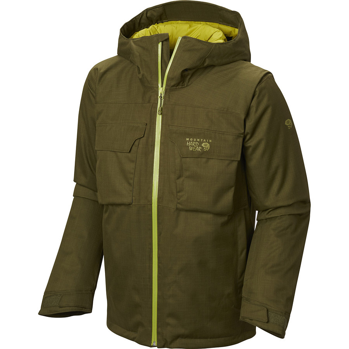 Mountain Hardwear Powzilla Jacket