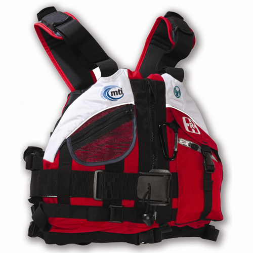 photo of a MTI life jacket/pfd