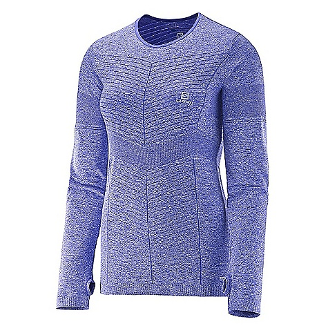 Salomon Elevate LS Seamless Tee