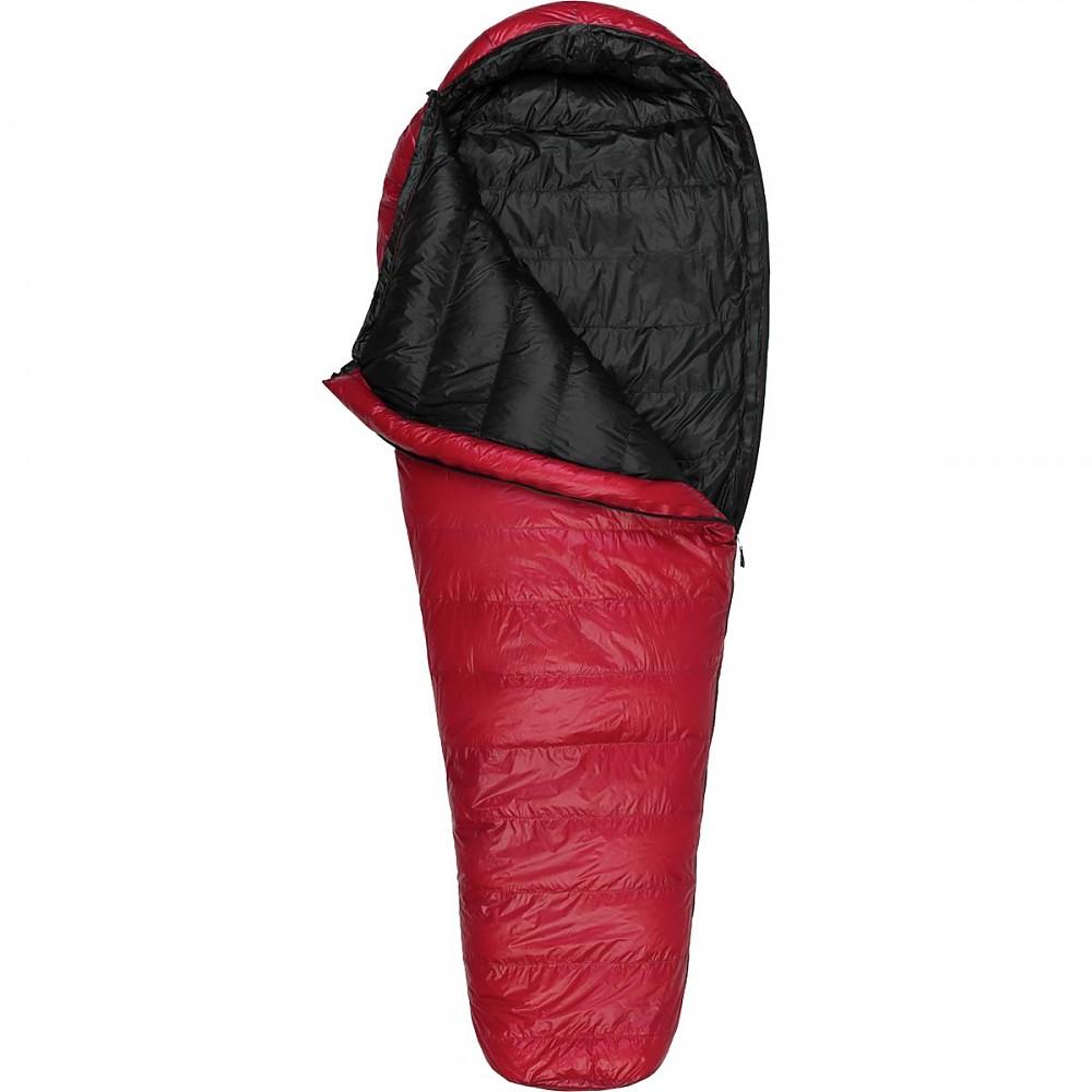 photo: Western Mountaineering SummerLite 3-season down sleeping bag