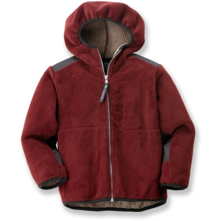 Molehill Hooded Jacket