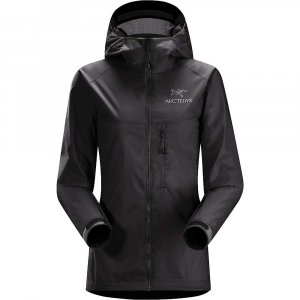 photo: Arc'teryx Women's Squamish Hoody waterproof jacket