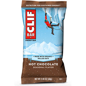 Clif Hot Chocolate Bar