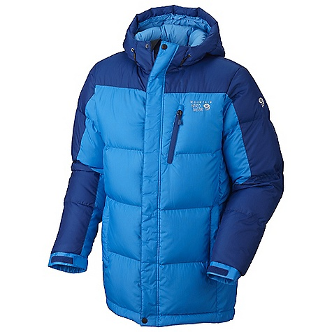 photo: Mountain Hardwear Hunker Down Parka down insulated jacket