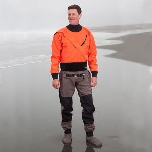 photo: Kokatat Hydrus 3L Meridian Front Entry Dry Suit with Relief Zipper dry suit