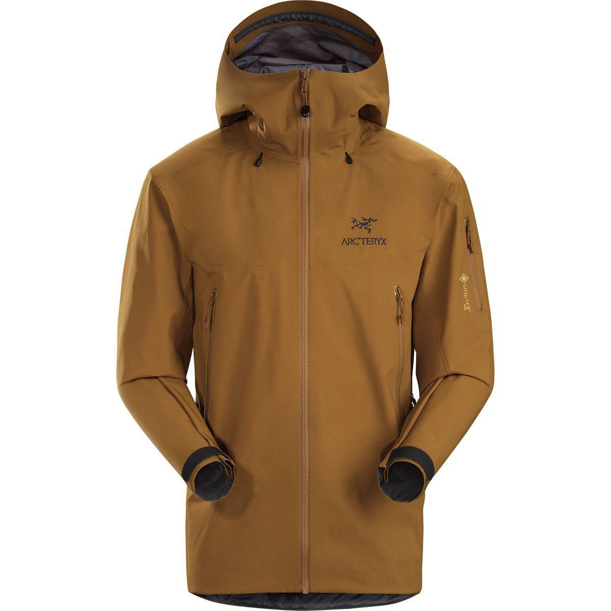 photo: Arc'teryx Men's Beta SV Jacket waterproof jacket