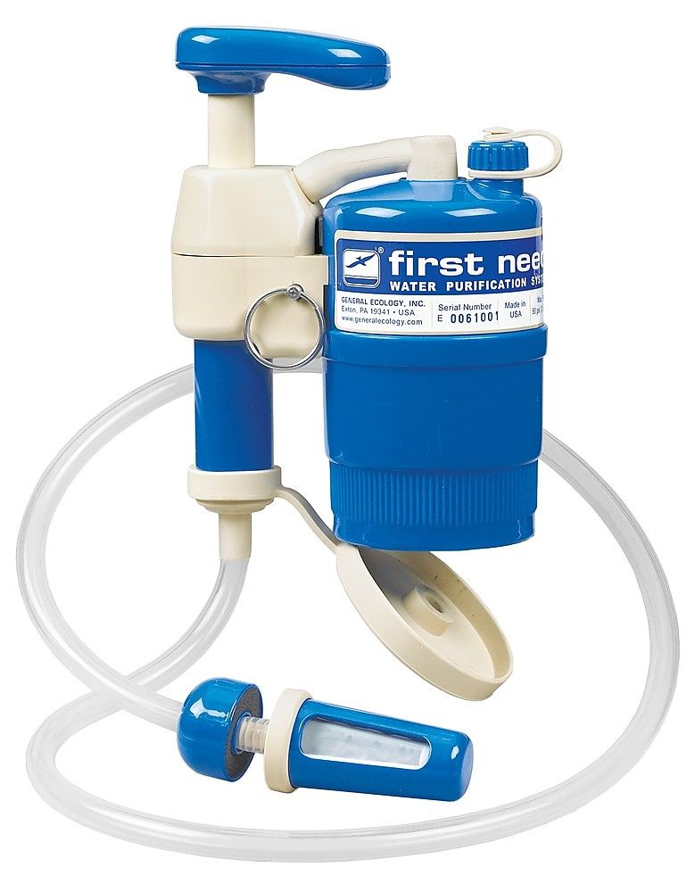 photo: First Need Deluxe Water Purifier XL water purifier