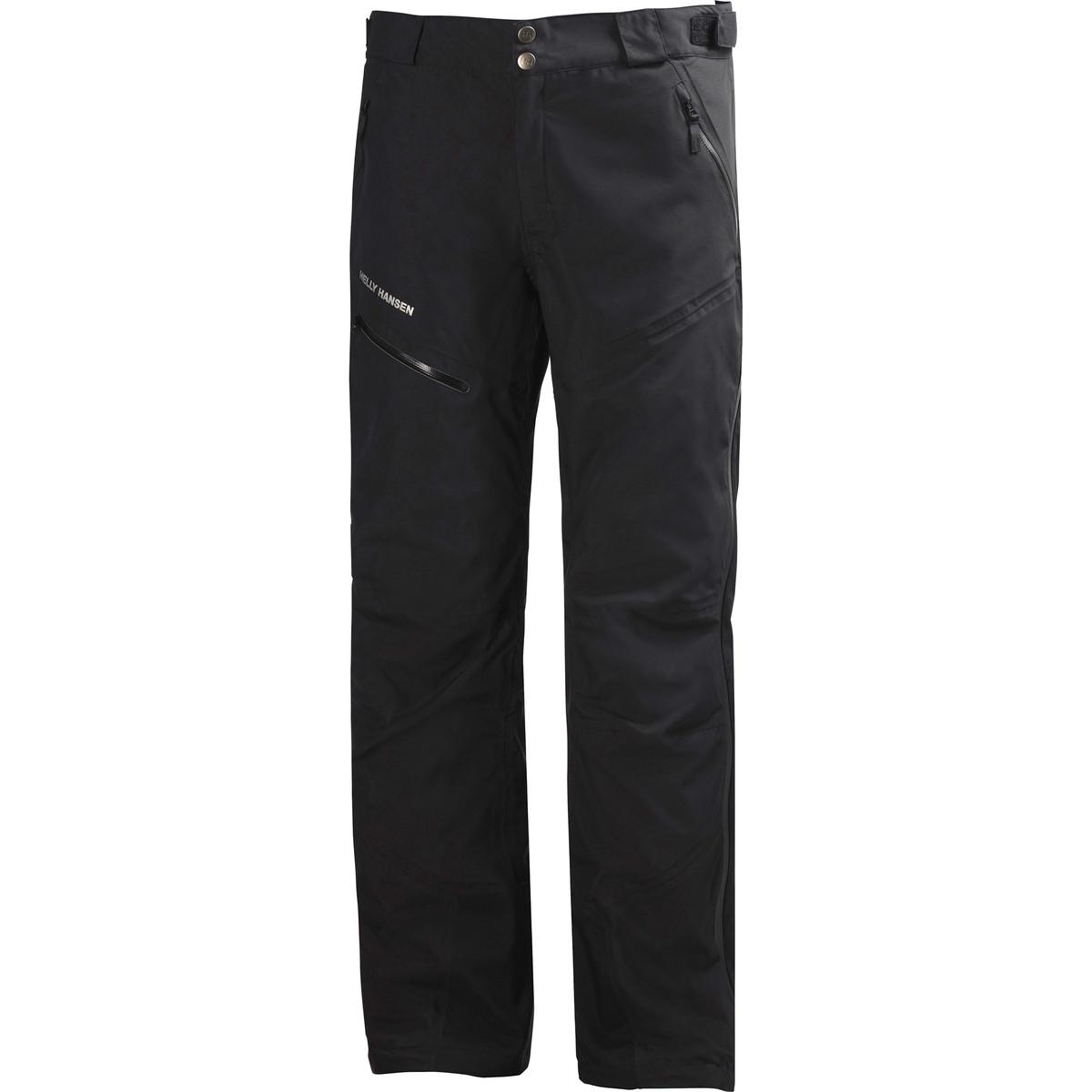photo: Helly Hansen Men's Verglas Randonee Pants waterproof pant