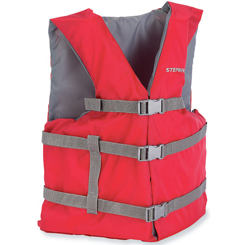 photo: Stearns Classic Series Life Vest life jacket/pfd