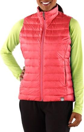 photo: REI Women's Down Vest down insulated vest