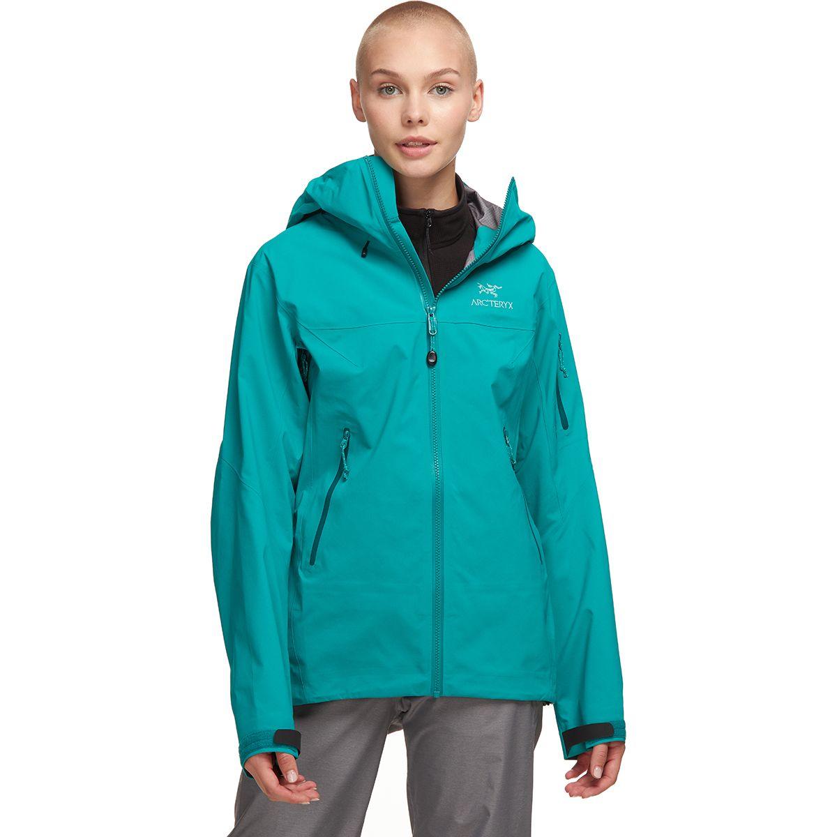 photo: Arc'teryx Women's Beta SV Jacket waterproof jacket