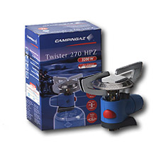 photo: Campingaz Twister 270 HPZ compressed fuel canister stove