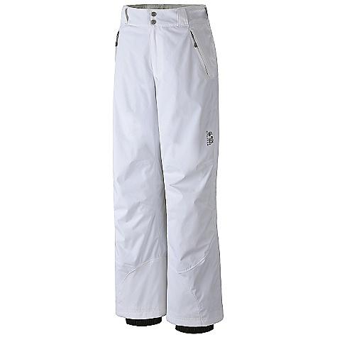 photo: Mountain Hardwear Women's Returnia Pant waterproof pant