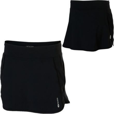 photo: Sugoi Stamina Skirt running skirt