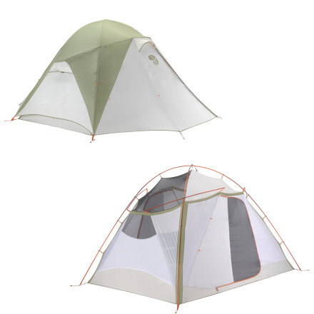 photo: Mountain Hardwear Corners 6 three-season tent