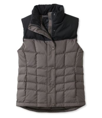 photo: L.L.Bean Women's Trail Model Down Vest down insulated vest