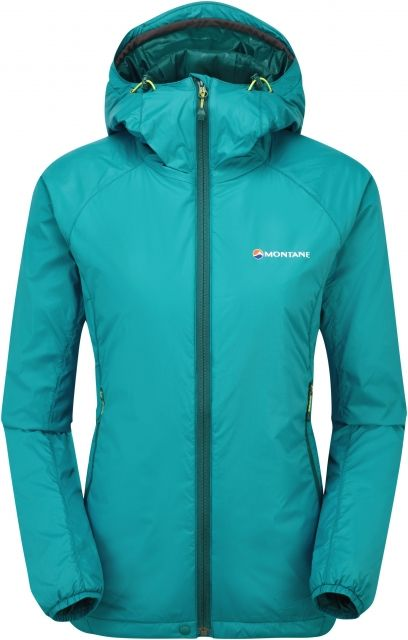 photo: Montane Women's Prism Jacket synthetic insulated jacket