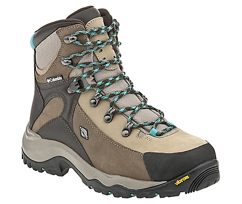 photo: Columbia Women's Daska Pass OT backpacking boot