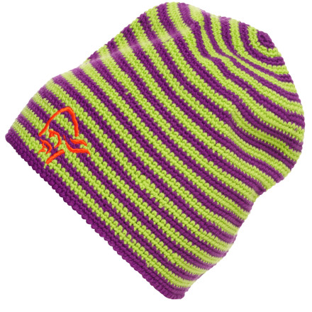 Norrona /29 Crochet Striped Beanie